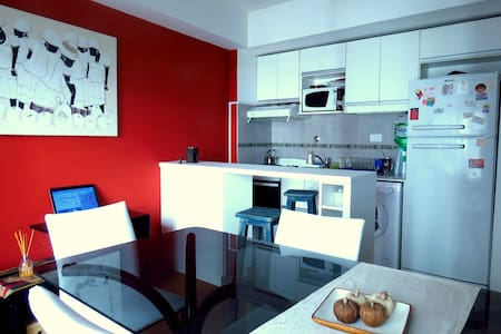 Recoleta, comfortable and luminous appartment - Buenos Aires