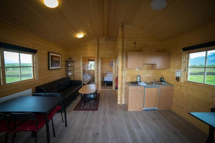 Cabin, Tradir west Iceland