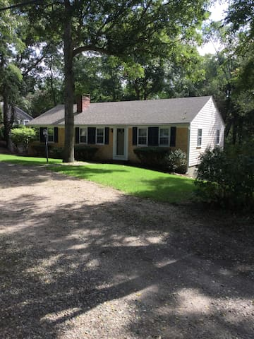 Charming East Dennis home with an ideal location