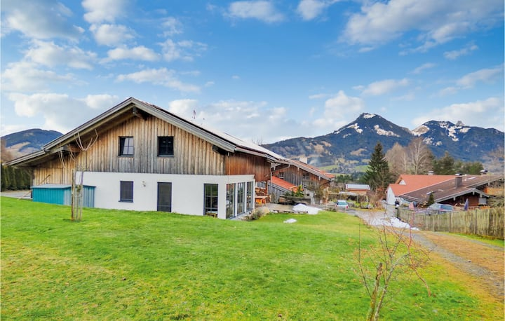 Holiday apartment with 2 bedrooms on 130m² in Fischbachau
