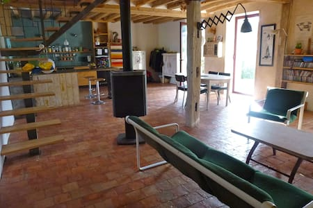 maison rochefort sur loire - Rochefort-sur-Loire - Ev