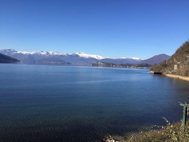 2 DOUBLE ROOMS in B&B Lake Maggiore