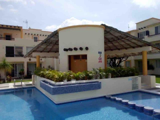 Bella casita en Acapulco Diamante