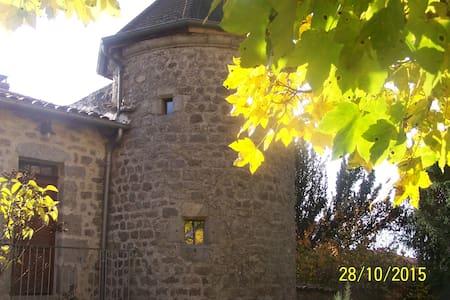 Maison forte proche du chemin de Saint Jacques - Marlhes