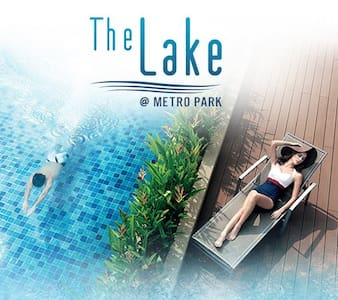 The lake, Metro Park - Appartement