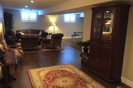 Spacious 2 BDrm flat on the Bay of Quinte - Quinte West - Dom