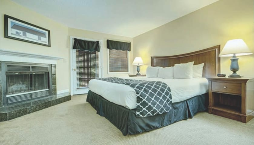 2 Bedroom Suite at Crotched Mountain Resort