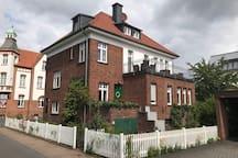 Wohnstube 1928 im Herzen von Lüdinghausen