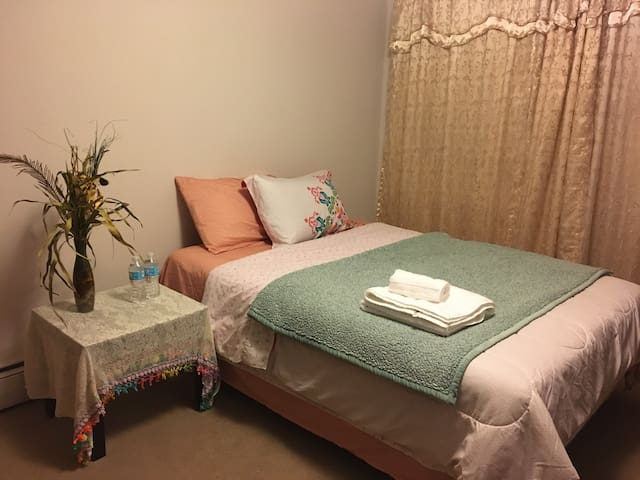 Private Rm, Free Bus to UW, Hospital, & Downtown! - Madison - Apartment