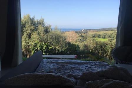 Maison neuve vue mer, jardin soleil - Cargèse