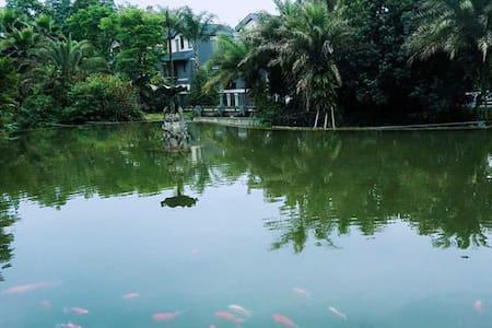 青城山下度假洋房家庭出游、亲友出行首选 - Chengdu - Apartment-Hotel