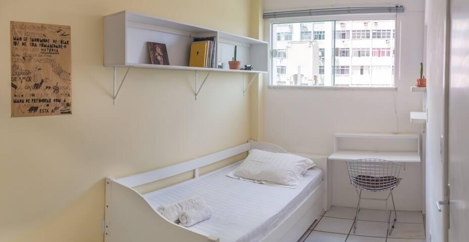 Ocean front tiny private suite - Fortaleza - Departamento