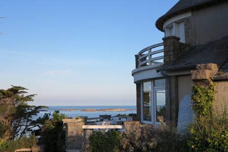 Villa bord de mer - Trébeurden