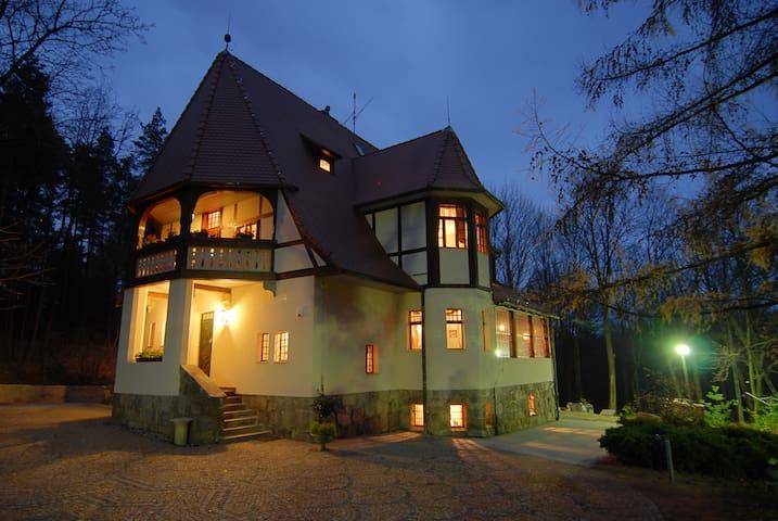 Rezydencja Lawendowe Wzgórze - Zachełmie - บ้าน