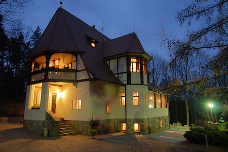 Rezydencja Lawendowe Wzgórze - Zachełmie - Casa