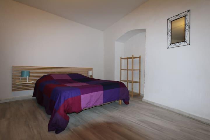 Appt 60m² 2 chambres dbl centre Provence/Luberon