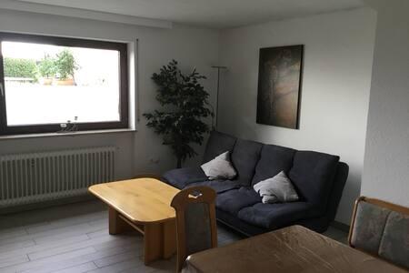 3 Zi.-Ferienwohnung 79576 Ötlingen bei Basel 64qm