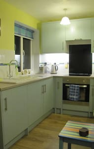 Pear Tree Cottage apartment, Double bed+sofa bed. - Hickling - Daire