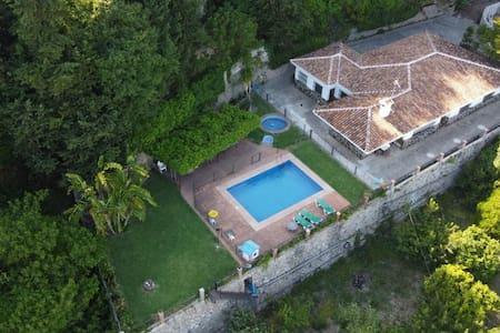 Casa Paca Perea (Alojamiento con piscina privada)