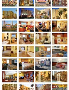Grandview Las Vegas 1 Bedroom king full kitchen - 拉斯维加斯