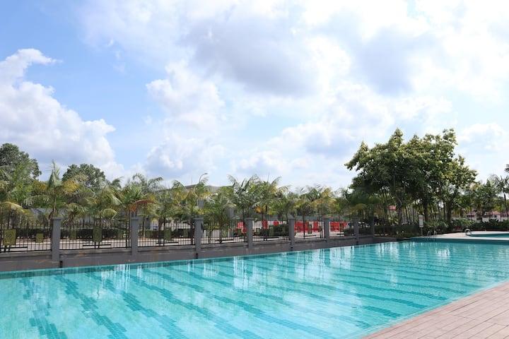 [Official] Arcadia Resort @Desaru- High End Semi-D