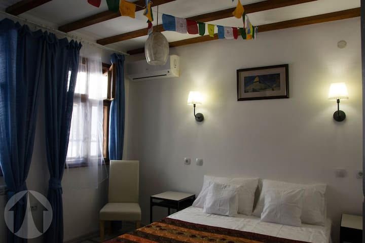 Himalayan room in Base Camp Guesthouse
