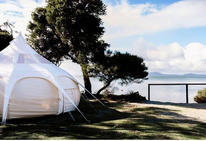 Prom Glamping 5m Lotus Tent