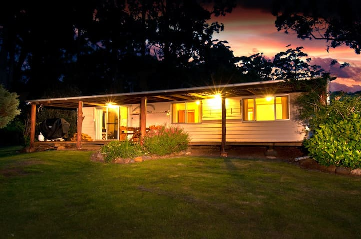 Spacious open living on Bruny Island