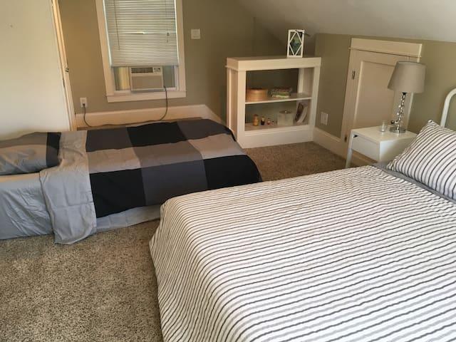 Optional air mattress