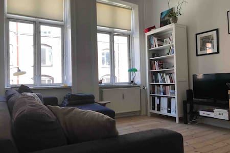 Cosy apartment in Frederiksberg