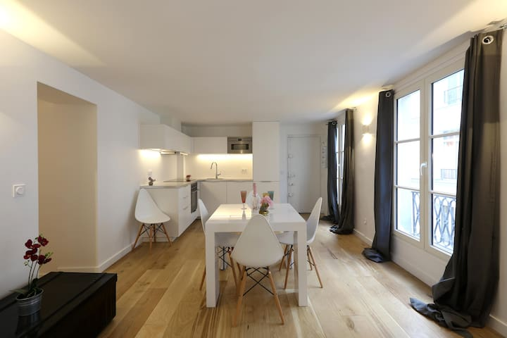 Luxury suite near Place Vendome! - Paris - Apartamento