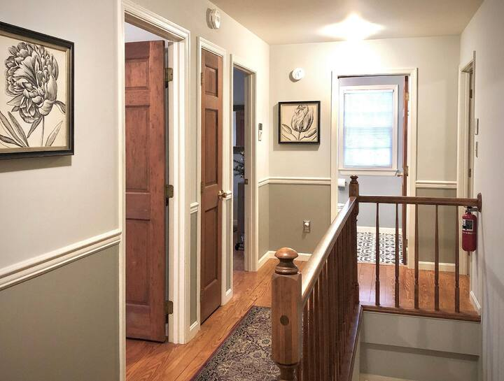 Two-bedroom Suite  at Harpers Ferry Guest House