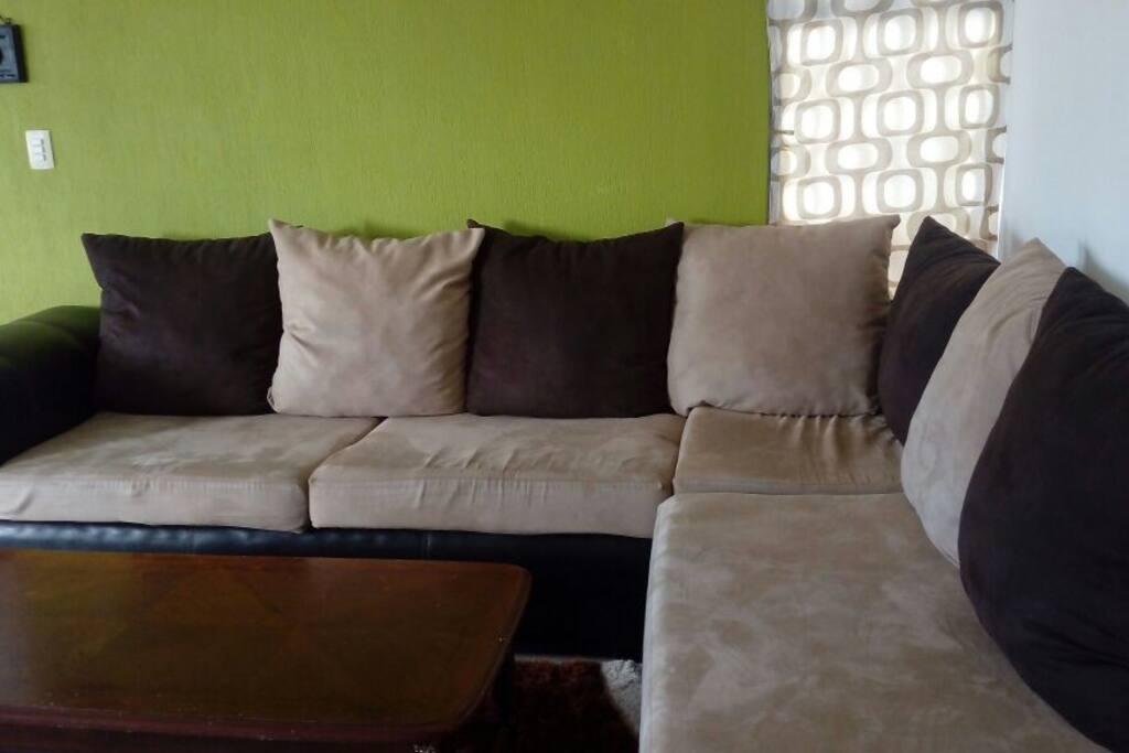 Comfortable Sala