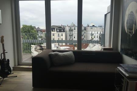 Puristisches Loft mit Teerasse im Schanzenviertel - Hamburg