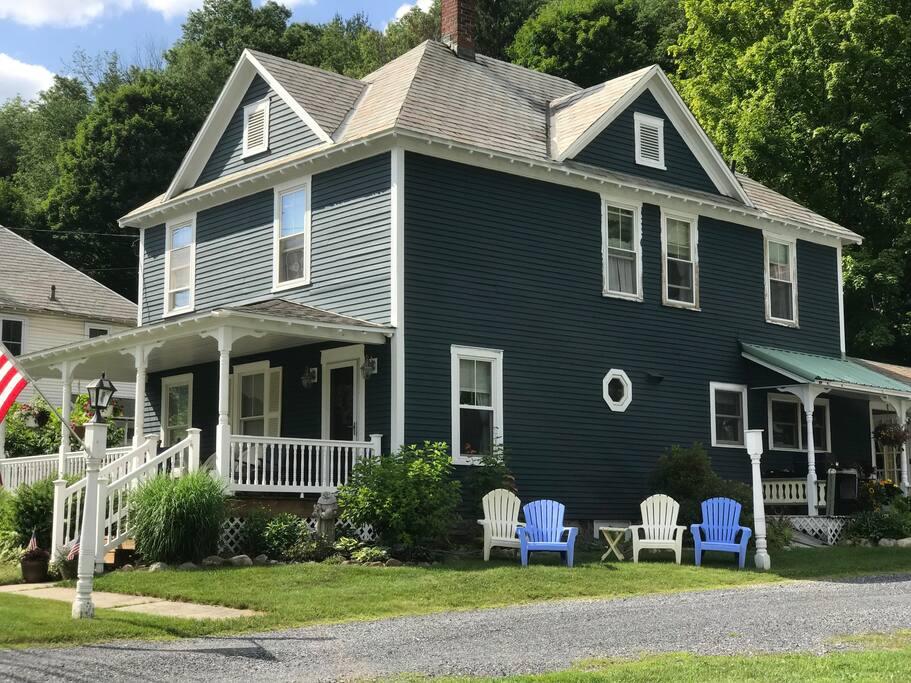 New England Hideaway