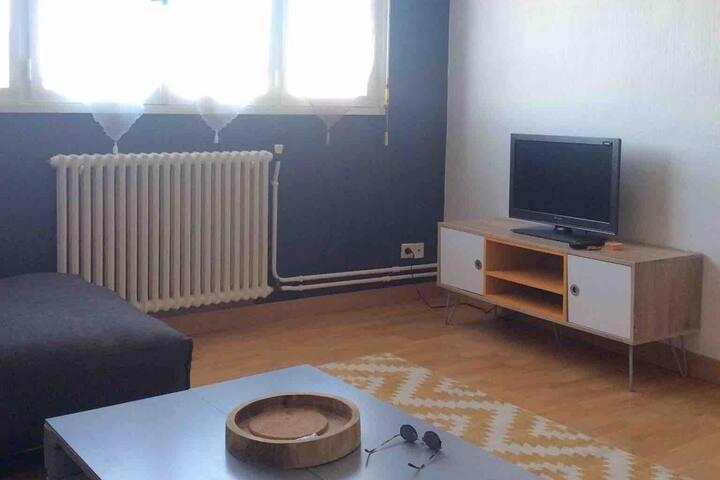 Proche Gare - Appartement T2 -  Parc du Puy du Fou