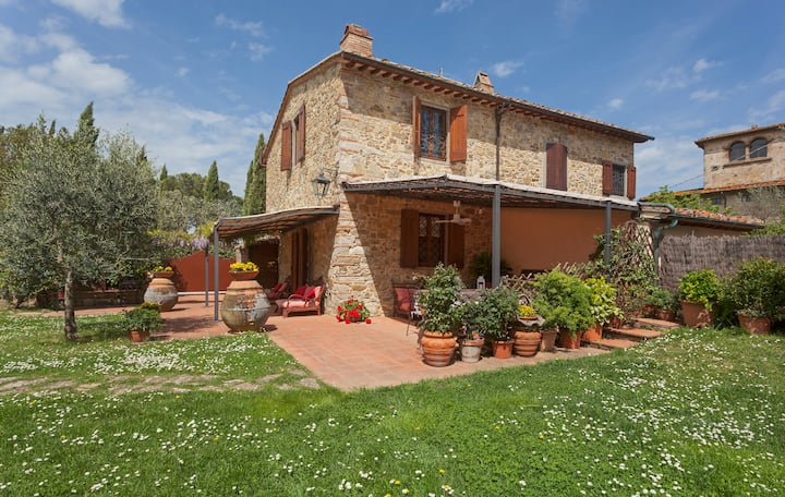 Cozy love nest in Panzano in Chianti