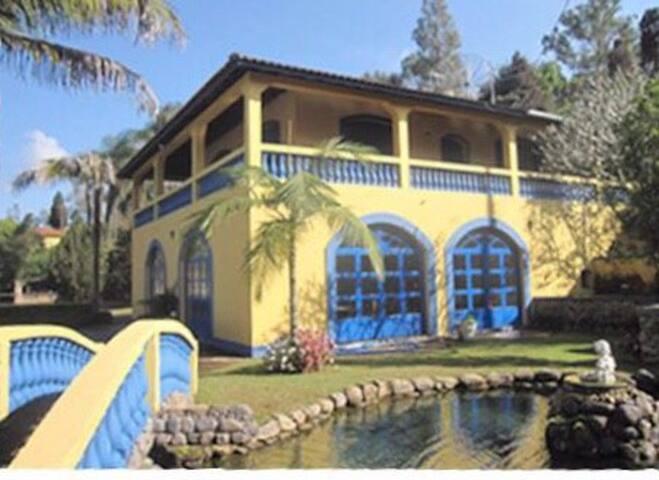Casa de Campo em Maria da Fé - Sítio Arco Íris