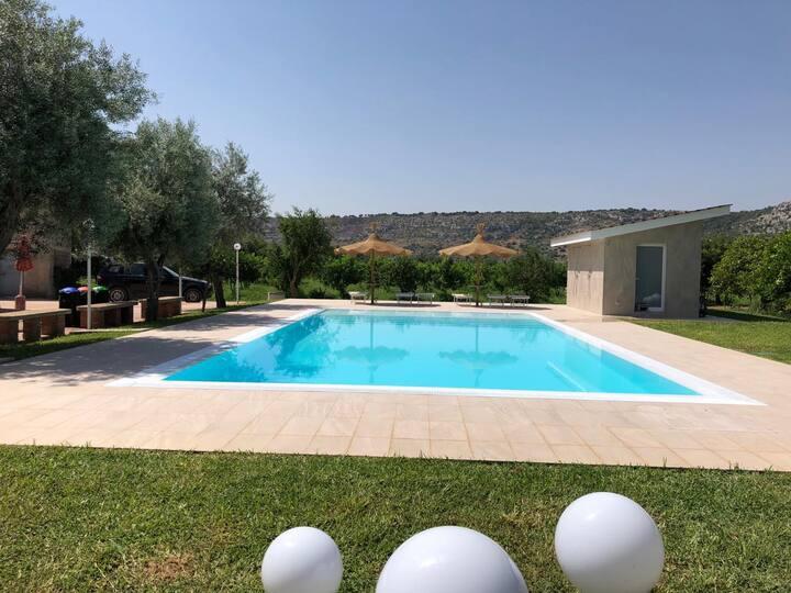 Villa Zagara Bianca - Monasteri - Golf Resort