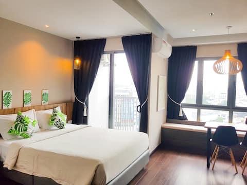 Modo Stay@Harbourbay Residence Studio High Floor01