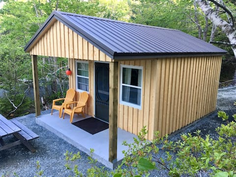 Port Medway Bunkie with a View- Off-Grid Getaway
