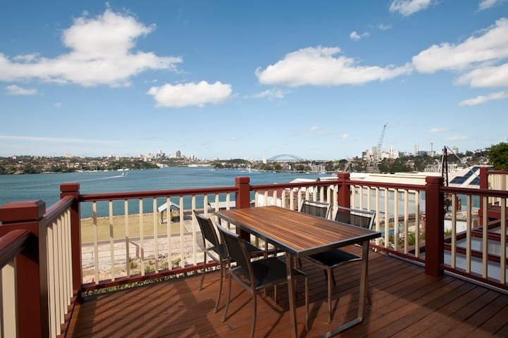 Cockatoo Island - 2 Bedroom Harbour View Apartment