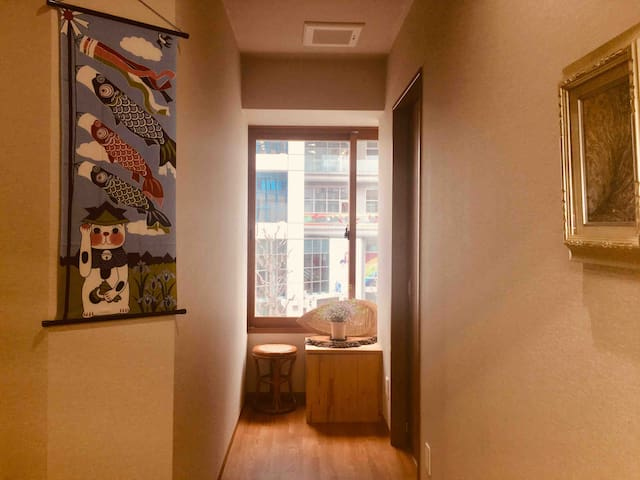 OPEN FEB 2019! Room #1 in Temma 天満・JR Osaka 1 stop
