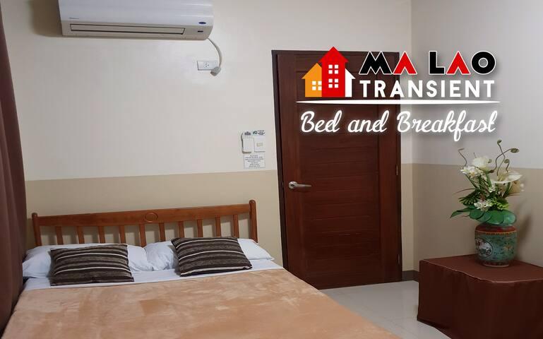 M.A. Lao Ilocos Transient - Standard Room