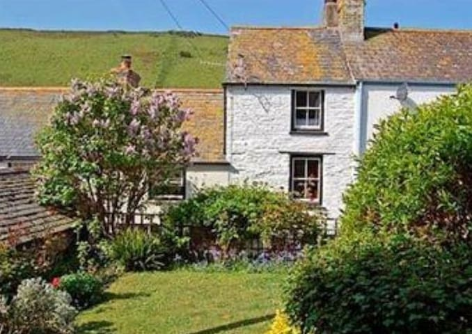 Sam Billings Cottage and Garden, Port Isaac