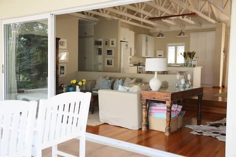 Enjoy a bright, airy home - minutes from the beach
