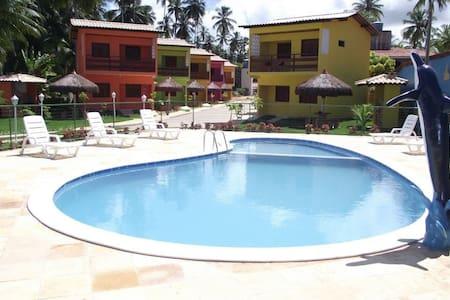 Privê Residencial Maragogi - Chalés com 3 quartos