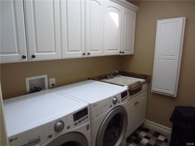 Full Laundry Amenities