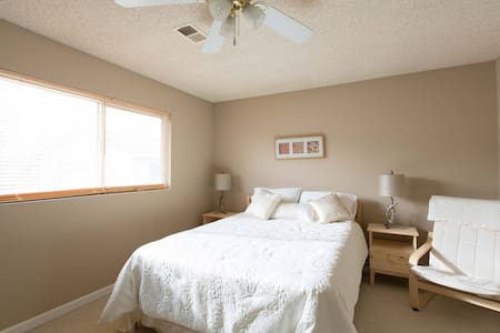 Comfortable Master Room With Private Bathroom & TV