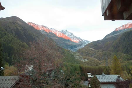 …for those who love mountains.. - Chamonix-Mont-Blanc - Apartment